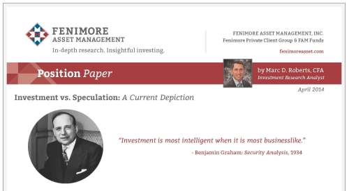 Investment vs Speculation